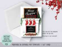 81 How To Create Christmas Card Templates Editable Formating with Christmas Card Templates Editable