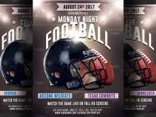 81 How To Create Football Flyers Templates Maker by Football Flyers Templates