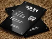 81 Online Business Card Template Videographer PSD File for Business Card Template Videographer