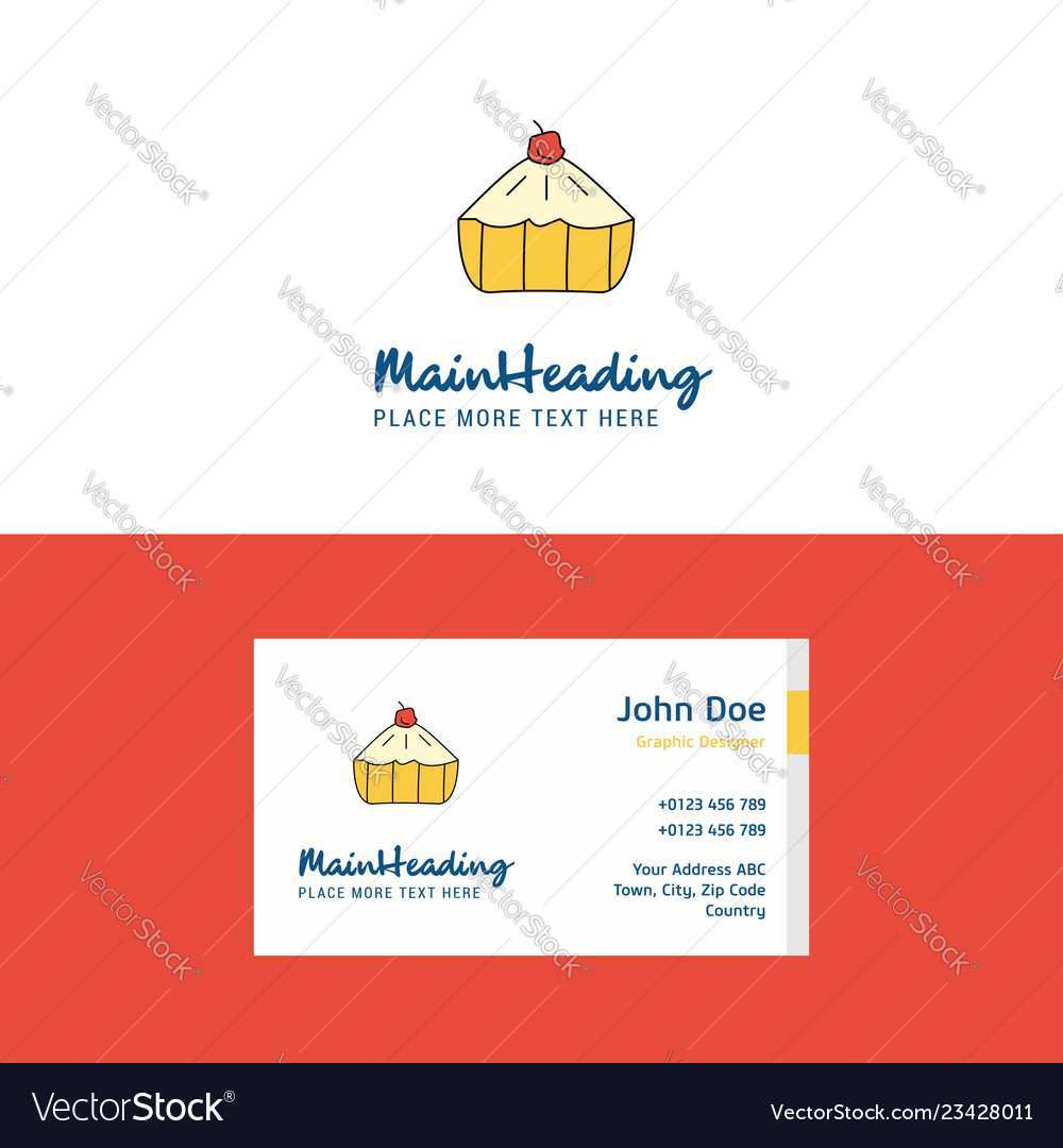 81 Online Cake Business Card Template Illustrator Formating for Cake Business Card Template Illustrator
