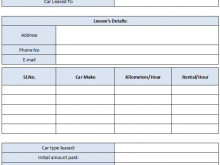 81 Online Car Invoice Template Maker by Car Invoice Template