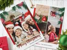 81 Printable 5 X 7 Christmas Card Template Templates with 5 X 7 Christmas Card Template