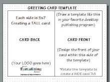 81 Report 4 X 7 Card Template by 4 X 7 Card Template