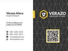 Business Card Template Make Your Own