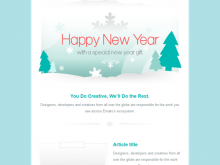 81 Report Christmas Card Template For Mailchimp in Photoshop with Christmas Card Template For Mailchimp