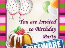 81 Standard Birthday Invitation Card Maker Software Free Maker for Birthday Invitation Card Maker Software Free