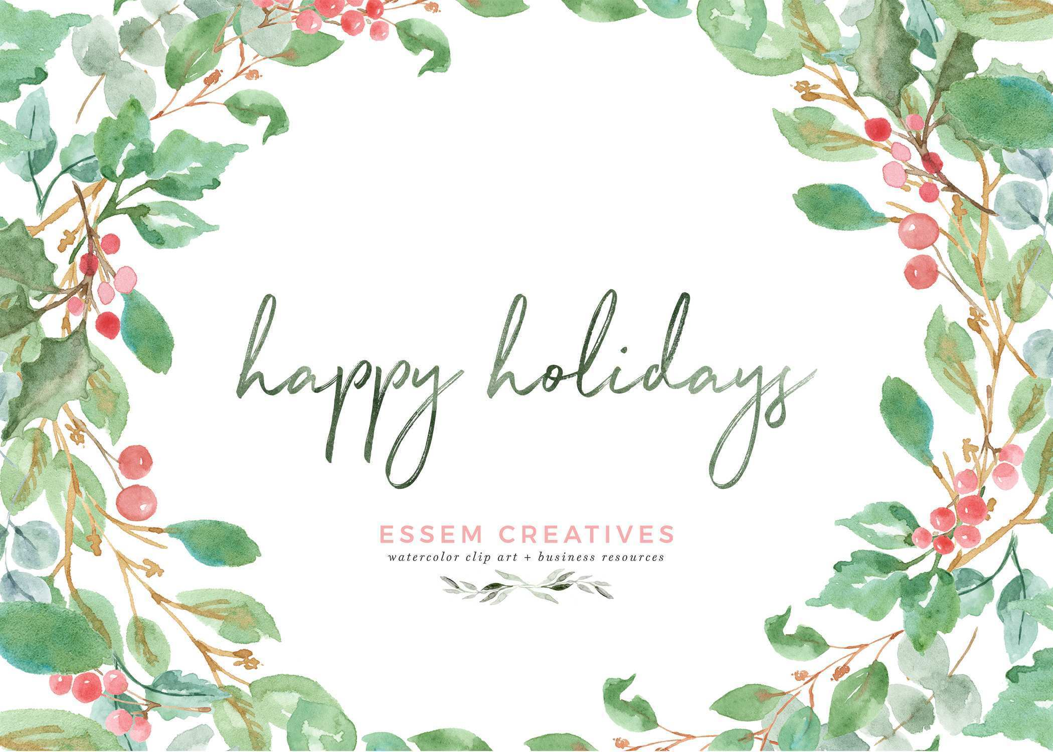 81 Standard Christmas Card Template Png For Free with Christmas Card Template Png