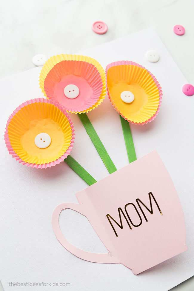 81 The Best Homemade Mothers Day Card Templates with Homemade Mothers Day Card Templates
