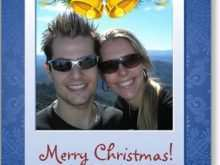 81 Visiting Christmas Card Template Add Own Photo with Christmas Card Template Add Own Photo