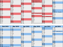81 Visiting Yearly Class Schedule Template For Free for Yearly Class Schedule Template