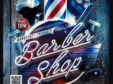 82 Adding Barber Shop Flyer Template Free Maker with Barber Shop Flyer Template Free