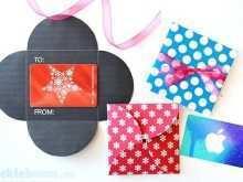 82 Adding Free Printable Gift Card Holder Template With Stunning Design for Free Printable Gift Card Holder Template