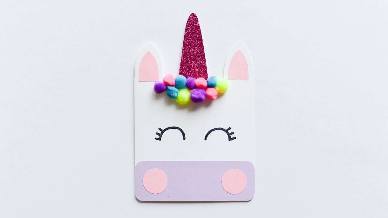 82 Adding Unicorn Pop Up Card Template Free With Stunning Design with Unicorn Pop Up Card Template Free