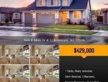 82 Best Real Estate Flyer Templates Photo with Real Estate Flyer Templates