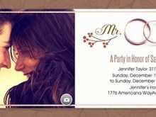 Wedding Invitations Card Editor
