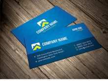 Adobe Illustrator Cc Business Card Template