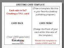 82 Create 5X7 Card Template Free Now for 5X7 Card Template Free