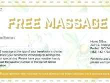 82 Creative Chair Massage Flyer Templates with Chair Massage Flyer Templates