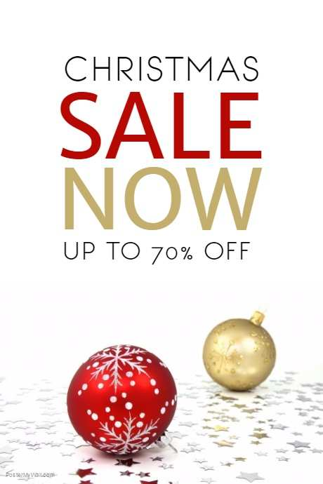 82 Customize Our Free Christmas Sale Flyer Template in Photoshop for Christmas Sale Flyer Template
