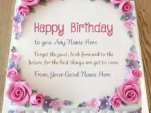 82 Format Birthday Card Maker Online With Name Maker for Birthday Card Maker Online With Name