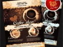 82 Free Cafe Flyer Template With Stunning Design by Cafe Flyer Template