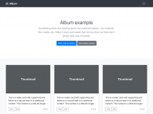 82 How To Create Bootstrap 3 Card Template PSD File for Bootstrap 3 Card Template