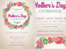 82 How To Create Mother S Day Card Template Photoshop Photo by Mother S Day Card Template Photoshop