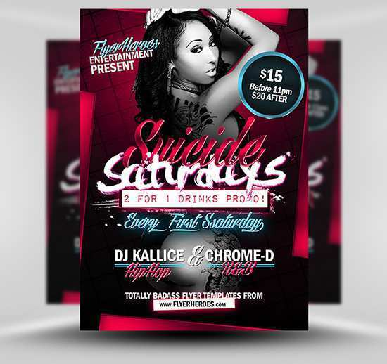82 Online Club Flyer Templates Free Download Layouts for Club Flyer Templates Free Download