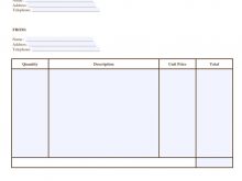 82 Printable Artist Invoice Template Uk Now for Artist Invoice Template Uk