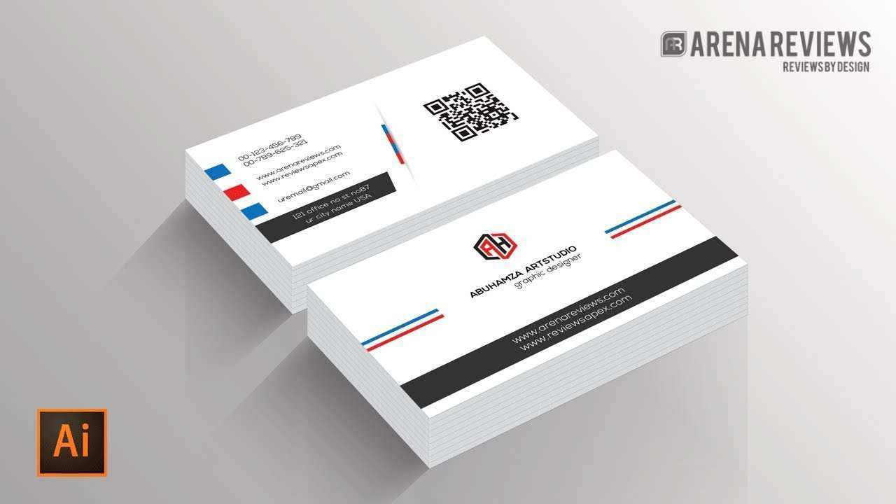 82 Report Adobe Illustrator Business Card Template Free Download in Word with Adobe Illustrator Business Card Template Free Download