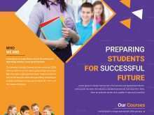 82 Report Education Flyer Templates Maker for Education Flyer Templates