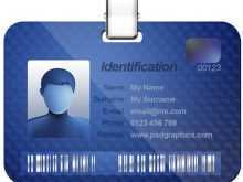 82 The Best Autism Id Card Template Formating by Autism Id Card Template