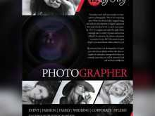 82 The Best Free Photography Flyer Templates Photoshop Formating with Free Photography Flyer Templates Photoshop
