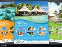 82 The Best Travel Flyer Template Free For Free for Travel Flyer Template Free