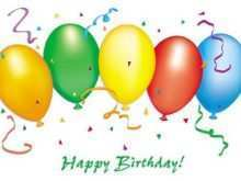 82 Visiting Happy Birthday Card Template Online Photo for Happy Birthday Card Template Online