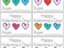 83 Adding Valentine S Day Card Template Printable Maker for Valentine S Day Card Template Printable