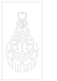 83 Best Pop Up Card Wedding Template Templates with Pop Up Card Wedding Template