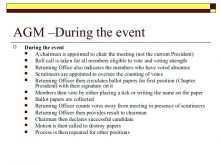 83 Create Club Agm Agenda Template in Word with Club Agm Agenda Template