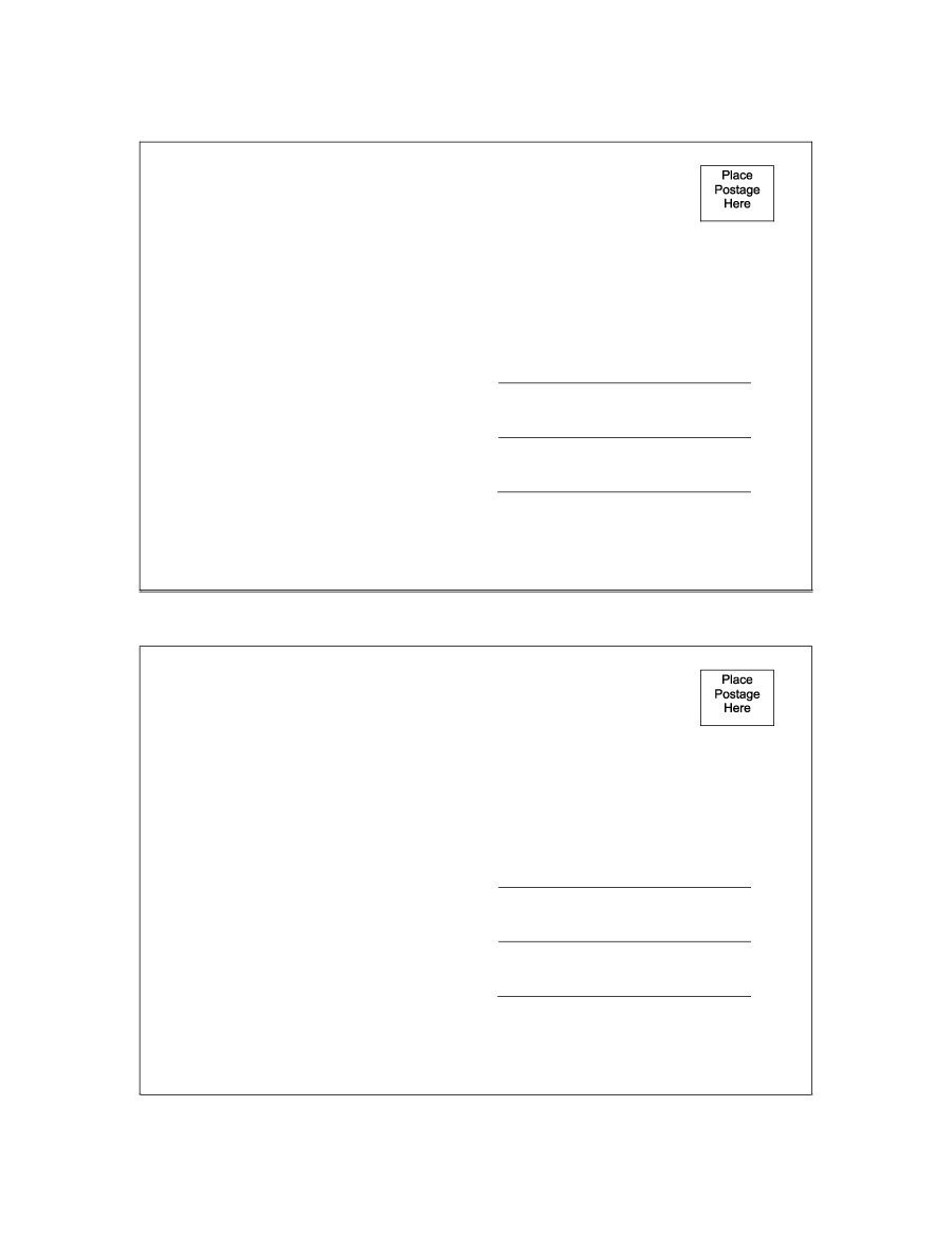 83 Creating Blank 4X6 Postcard Template for Ms Word with Blank 4X6 Postcard Template