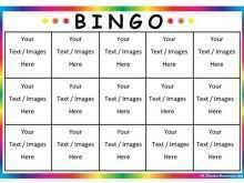 83 Creative Bingo Card Template In Word Formating for Bingo Card Template In Word