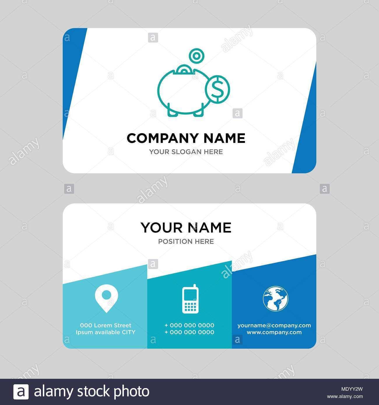 83 Creative Business Card Box Illustration Template PSD File for Business Card Box Illustration Template