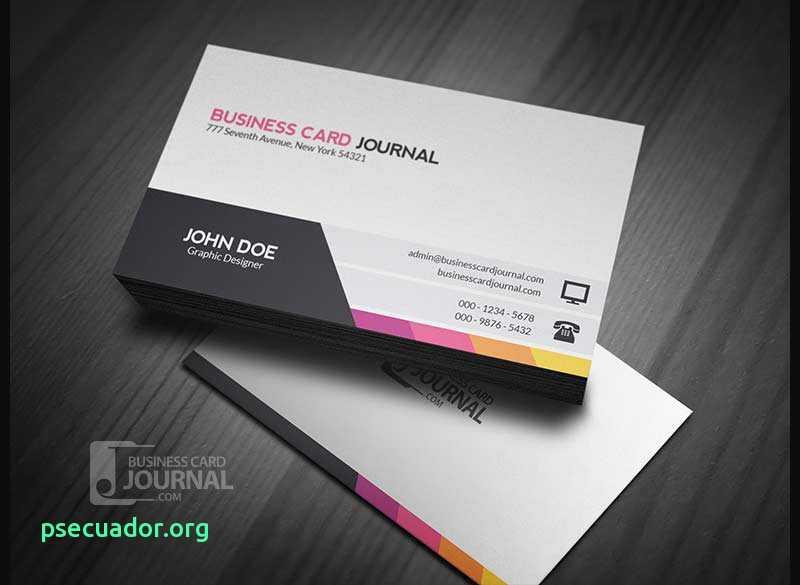 83 Creative Name Card Design Template Psd Download for Name Card Design Template Psd