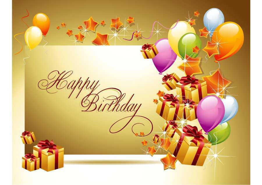 83 Customize Birthday Card Template Hd For Free by Birthday Card Template Hd