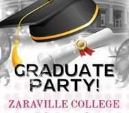 83 Customize Graduation Party Flyer Template in Word for Graduation Party Flyer Template