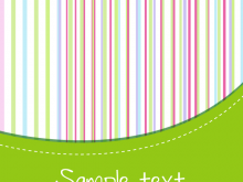83 Customize Our Free Birthday Card Template Green Templates with Birthday Card Template Green