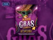 83 Customize Our Free Mardi Gras Flyer Template in Photoshop for Mardi Gras Flyer Template