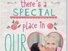 83 Free Printable Birthday Card Template Grandma With Stunning Design by Birthday Card Template Grandma