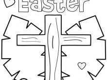 83 Free Printable Christian Easter Card Templates in Word for Christian Easter Card Templates