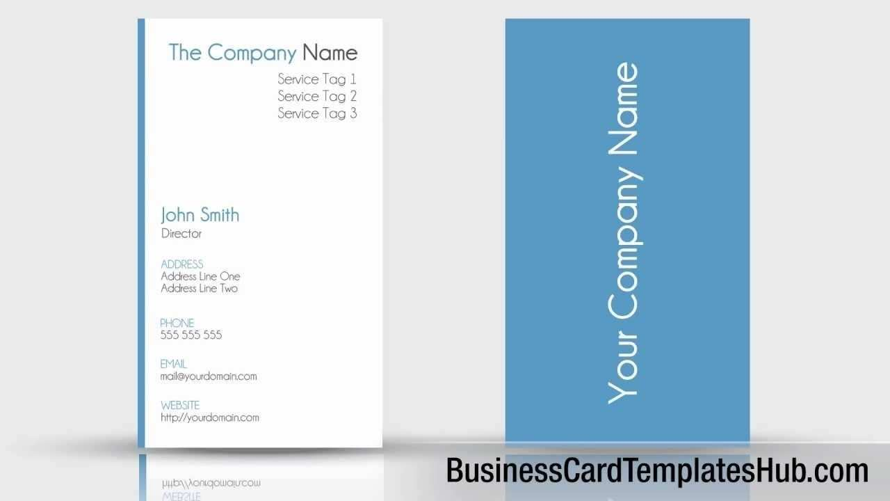 83 How To Create Word Business Card Template Vertical for Ms Word by Word Business Card Template Vertical