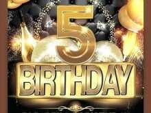 83 Online Birthday Flyer Template Photoshop Formating for Birthday Flyer Template Photoshop